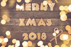 Merry Xmas Stock Image