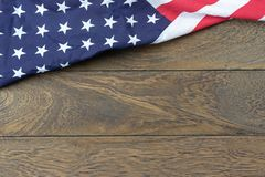 Free Table Top View 4 Th July Independence Day Holiday Background Concept Royalty Free Stock Photos - 119213138