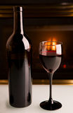 Table top wine Stock Photo