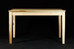 table trä Fotografering för Bildbyråer