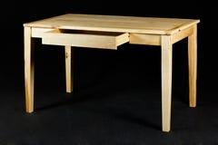 table trä Royaltyfri Fotografi