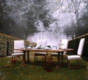 Table, Tree, Furniture, Home