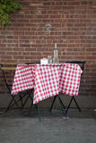 Table for two Stock Image