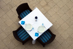 Table for two Stock Images