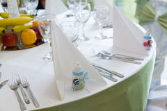 Table Royalty Free Stock Photo