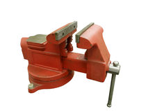 Table vise Royalty Free Stock Photo