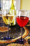 Table wine Stock Images