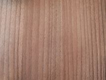 Table wood texture. Table Artificial wood texture, Straight line grid pattern royalty free stock image