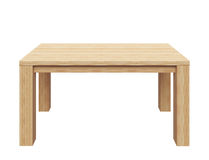 Table Royalty Free Stock Photography