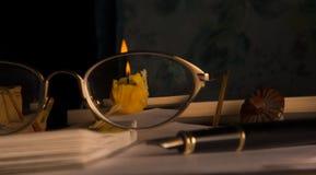 Table writer Stock Photo