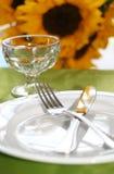 Tableau de dîner images libres de droits