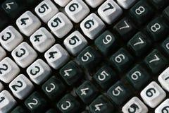 Tableau des clés image libre de droits