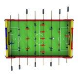 Tableau du football Image libre de droits
