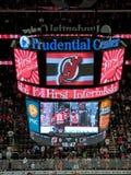 Tableau indicateur de NHL Photo stock