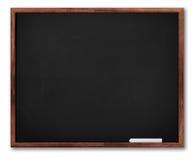 Tableau noir Photographie stock