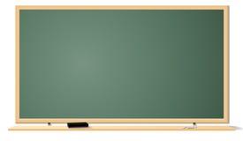 Tableau noir de salle de classe Images stock