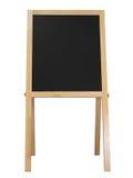 Tableau noir de support Photo libre de droits