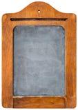 Tableau noir vide de vintage Photographie stock libre de droits