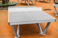 Tableau - ping-pong - ping-pong dans extérieur photos stock