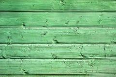 Tableaux verts peints Images stock