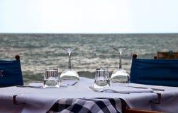 Tablecloth Stock Photo