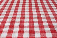 Tablecloth imagem de stock
