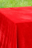 Tablecloth. The tablecloth with beautiful colors Royalty Free Stock Photography