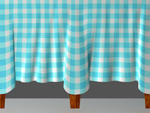 Tablecloth Foto de Stock Royalty Free
