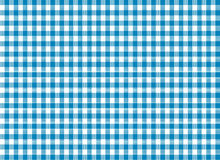 Tablecloth. A checked table cloth pattern Royalty Free Stock Image