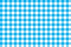 Tablecloth background blue seamless pattern Royalty Free Stock Images