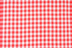 Tablecloth background close up Royalty Free Stock Images