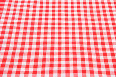 Tablecloth background close up Royalty Free Stock Photo