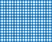 Tablecloth Background light blue and dark blue Royalty Free Stock Photo