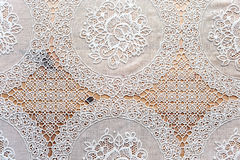 Tablecloth. Royalty Free Stock Images