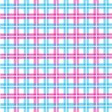 Tablecloth do piquenique do teste padrão Fotos de Stock