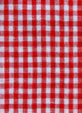 Tablecloth fabric Stock Photo