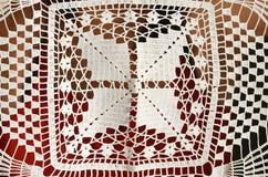 tablecloth handmade Zdjęcie Stock