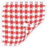 Tablecloth Illustration Stock Image