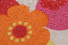 Tablecloth microfiber Royalty Free Stock Photos