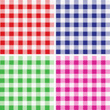 Tablecloth pattern Royalty Free Stock Photography
