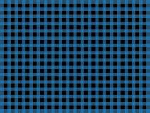 Tablecloth pattern blue black design suitable for fabrics stock illustration