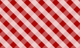 Tablecloth for plaid,background,tablecloths for textile articles. Red and white cell,vector illustration.EPS-10 vector illustration