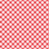 Tablecloth seamless background. Vector. Stock Image