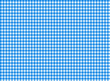 Tablecloth seamless pattern blue. Vector illustration Royalty Free Stock Photo