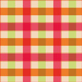 Tablecloth seamless pattern. Vector illustration (print, seamless background, wallpaper, scrapbooking Royalty Free Stock Photos