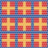 Tablecloth sem emenda Foto de Stock Royalty Free