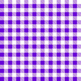Tablecloth with shaded squares stylish illustration Royalty Free Stock Photography