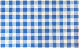 Tablecloth square blue color. Background stock images