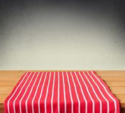Tablecloth. Kitchen surface wallpaper page warm table royalty free stock photos