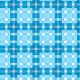 Tablecloth tartan pattern. Illustration tablecloth tartan pattern blue Royalty Free Stock Image